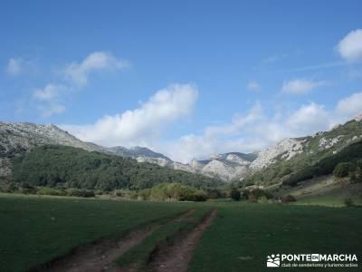 Montaña palentina;atención exclusiva al senderista atención exclusiva al socio